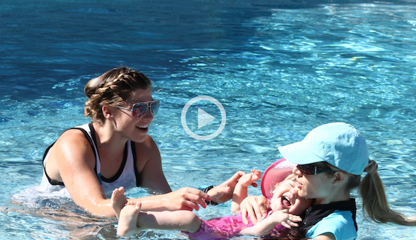 aquamobile diana goodwin private swimming lessons banner image