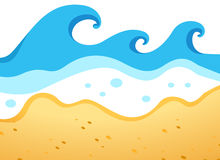 AquaMobile Funny Aquatic Puns Beach waves