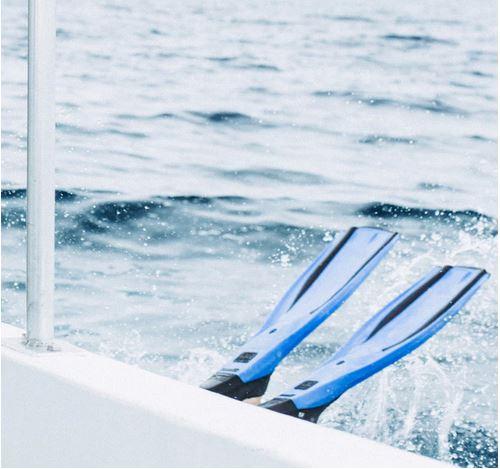 swimming fun, flippers, fins, flipper fins, swim with fins, swimming fun with fins